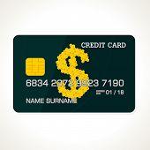 Honey Dollar Card