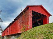 The Houck Covered Bridge