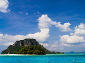 Sea Scene Exotic Getaway
