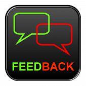 Black Button feedback
