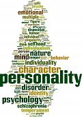 Personality Word Cloud