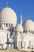 Part Of Sheikh Zayed Grand Mosque