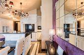 Baroque Style Kitchen