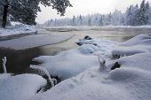 Winter Scenery From Finnish Nature
