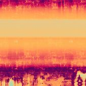 Grunge retro vintage texture, old background. With different color patterns: purple (violet); red (orange); yellow (beige)