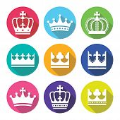 stock photo of queen crown  - King - JPG