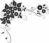 Elemento de Design, flor