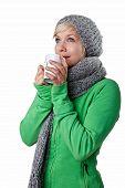 Freezing Tea