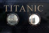 Titanic Visiting Centre In Cobh poster