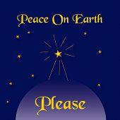 paz por favor