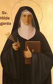 Blessed Hildegard von Bingen