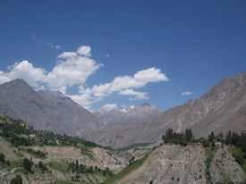 picture of skardu  - The Deosai National Park is located in Astore valley and partly in Skardu of Gilgit - JPG