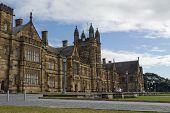 The University Of Sydney, The Main Quadrangle