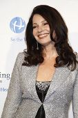 LOS ANGELES - FEB 11: Fran Drescher arriving at the Musicares Person of the Year Gala held at the St