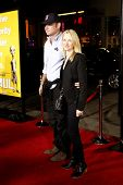 LOS ANGELES - MAR 14:  Liev Schreiber, Naomi Watts arriving at the US premiere of 'Paul' at the Grau