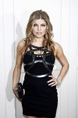 WEST HOLLYWOOD, CA  - APR 13: Fergie aka Stacy Ferguson at the Kimberly Snyder Book Launch Party For 'The Beauty Detox Solution' at The London Hotel on April 13, 2011 in West Hollywood, California.