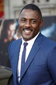LOS ANGELES - MAY 2:  Idris Elba at the premiere of Thor at the El Capitan Theater, Los Angeles, California on May 2, 2011.