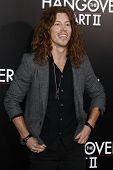 LOS ANGELES - MAY 19: Shaun White at the premiere of 'The Hangover Part II' held at the Grauman's Chinese Theater in Los Angeles, CA on May 19, 2011.