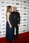 LOS ANGELES - JAN 22: Andre Agassi and Steffi Graf at the 2011 G'Day USA Australia Week LA Black Tie