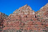 Verde Canyon Mountain In Arizona