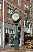 Salem Clock