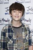 LOS ANGELES - JUN 4: Greyson Chance at the premiere of Relativity Media's 'Judy Moody And The NOT Bu