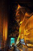 Sleep Buddha Statue