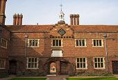 Abbot's Hospital, Guildford, Surrey, Uk