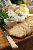 Garlic Bread Ingredients 2