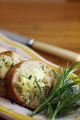 Garlic Sliced Bread