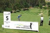 European Tour - Estoril Open De Portugal 2010, Penha Longa Gc, James Ruth (eng)