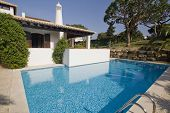 Beautiful house with a pool at Algarve, south of Portugal