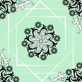 pattern arabic