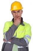 Confused builder