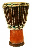 traditional djembe