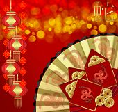 Chinese New Year, Year Of The Snake