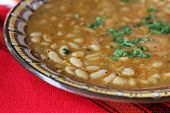 Beans soup - healthy traditional bulgarian food