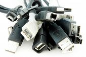 Usb Cable Heap