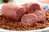 cotechino trotter sausage with lentils