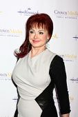 LOS ANGELES - JAN 4:  Naomi Judd arrives at the Hallmark Channel 2013 Winter TCA Party. at Huntingto
