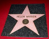 LOS ANGELES - JAN 3:  Helen Mirren's WOF Star at the Hollywood Walk of Fame Star Ceremony for Helen Mirren at Pig 'n Whistle on January 3, 2013 in Los Angeles, CA