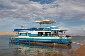 Houseboat on Lake Powell Utah