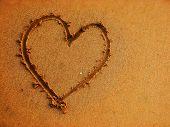 Heart & Sand