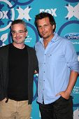 LOS ANGELES - SEP 9:  Alex Kurtzman, Len Wiseman at the FOX Fall Eco-Casino Party at The Bungalow on