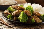 Homemade Asian Beef And Broccoli