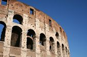 Fantastic Colosseum In Rome