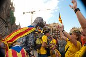 Catalonia searching for independence