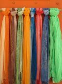 Colorful Scarves (neckerchief)