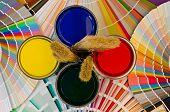 Painter tools.