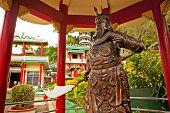 Chinese Bronze Statue